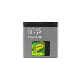 BATTERY PACK ORIGINAL NOKIA BL-6P BULK