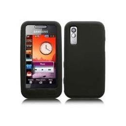 SILICON CASE SAMSUNG S5230 BLACK