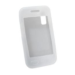 SILICON CASE SAMSUNG S5230 WHITE
