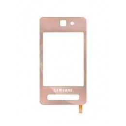 TOUCH SCREEN SAMUSNG F480 PINK ORIGINAL
