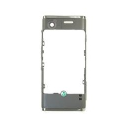 MIDDLE COVER SONYERICSSON W595 BLACK