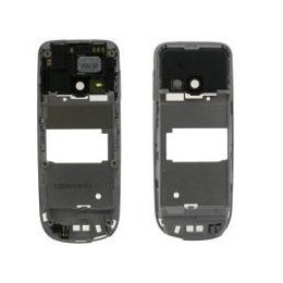 MIDDLE COVER NOKIA 3120C SILVER