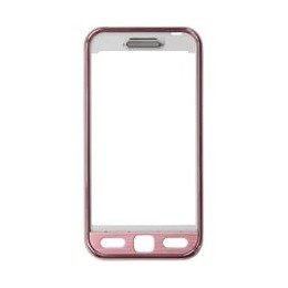 FRONT COVER SAMSUNG GT-S5230 PINK
