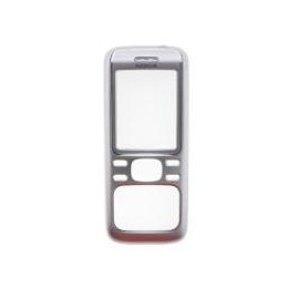 FRONT COVER NOKIA 6234 SILVER