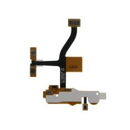 FLAT CABLE SAMSUNG GT-S8000 WITH KEY BOARD FUNCTION ORIGINAL/MICROPHONE  FLEX CABLE
