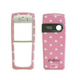 HOUSING COMPLETE ORIGINAL NOKIA 6230i KIDSTON EDITION PINK