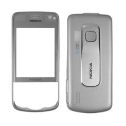 HOUSING COMPLETE ORIGINAL NOKIA 6210n GREY