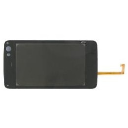 TOUCH SCREEN NOKIA N900 WITH METAL FRAME WITHOUT FRAME ORIGINAL