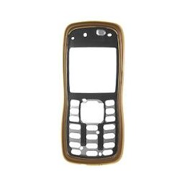 FRONT COVER NOKIA 5500 RED