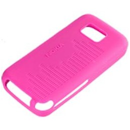 SILICON CASE NOKIA CC-1002 FOR 5530 PINK BLISTER