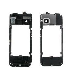 MIDDLE COVER NOKIA 5230 BLACK