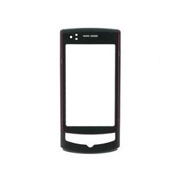 FRONT COVER SAMSUNG GT-S8300 BLACK