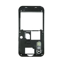 MIDDLE COVER SAMSUNG GT-S5230 BLACK