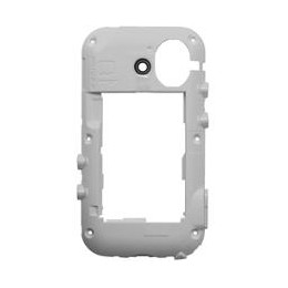 MIDDLE COVER SAMSUNG GT-S7070 WHITE