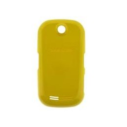 BATTERY COVER SAMSUNG GT-S3650 YELLOW ORIGINAL
