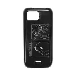 BATTERY COVER SAMSUNG GT-S8000 BLACK