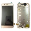 DISPLAY + TOUCH HUAWEI Y6 ORO