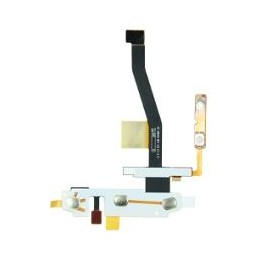FLAT CABLE SAMSUNG GT-I8000 ORIGINALE WITH KEIPAD BOARD FUNCTION + MICROPHONO + KEY SIDE