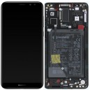 DISPLAY HUAWEI ASCEND MATE 10 CON TOUCH SCREEN COLORE NERO SERVICE PACK