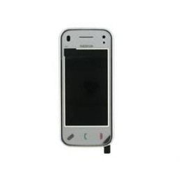 TOUCH SCREEN NOKIA N97 MINI WITH FRONT COVER WHITE ORIGINALE