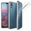 BACK PROTECTION COVER HUAWEI P20 TRANSPARENT