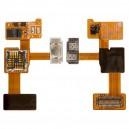 FLAT CABLE LG GC900 VIEWTY SMART PER CAMERA + PULSANTE ON/0FF LATERALE ORIGINALE