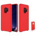 COVER PROTEZIONE SOFT CASE SAMSUNG GALAXY S9 SM-G960 RED
