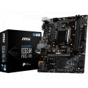 MAIN BOARD MSI B365M PRO-VH SK1151 2*DDR4 M2 RAID VGA DVI HDMI