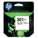 CART HP N.301XL COLORE DJ1000 J110A 1050 J410 J611A 3052A