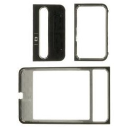 FRONT HOUSING ORIGINAL NOKIA 3250 SILVER