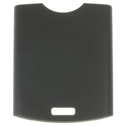 BATTERY COVER NOKIA N80 BLACK OPACO