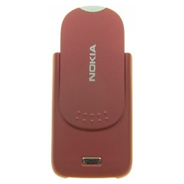 BATTERY COVER NOKIA N73 RED