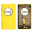 COVER BATTERIA NOKIA LUMIA 1020 ORIGINALE COMPLETO GIALLO