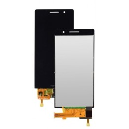 LCD HUAWEI ASCEND P6 WITH TOUCH SCREEN BLACK